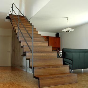 Treppen architektur einfamilienhaus  Manufacturer of Stainless Steel Staircase Raling in Delhi & NCR ...