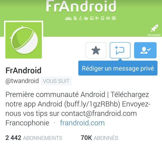 Twitter : une nouvelle option pour recevoir des messages privés de n'importe qui - http://www.frandroid.com/0-android/social/280476_twitter-une-nouvelle-option-pour-recevoir-des-messages-prives-de-nimporte-qui  #ApplicationsAndroid, #Social