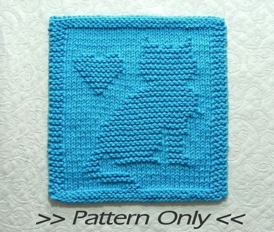 Knit patterns, Quilt blocks and Knitted dishcloth patterns on Pinterest