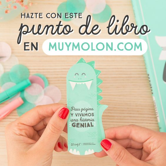 Punto no, puntazo de libro el que te traemos hoy como descargable #bookday #downloadable #mrwonderful