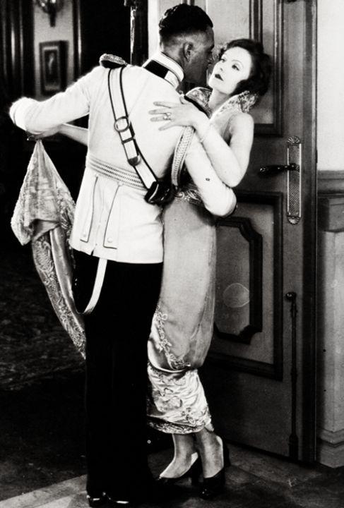 """Greta Garbo in """"Love"""" (1927)"""