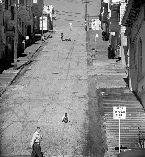 San Francisco by Fred Lyon
