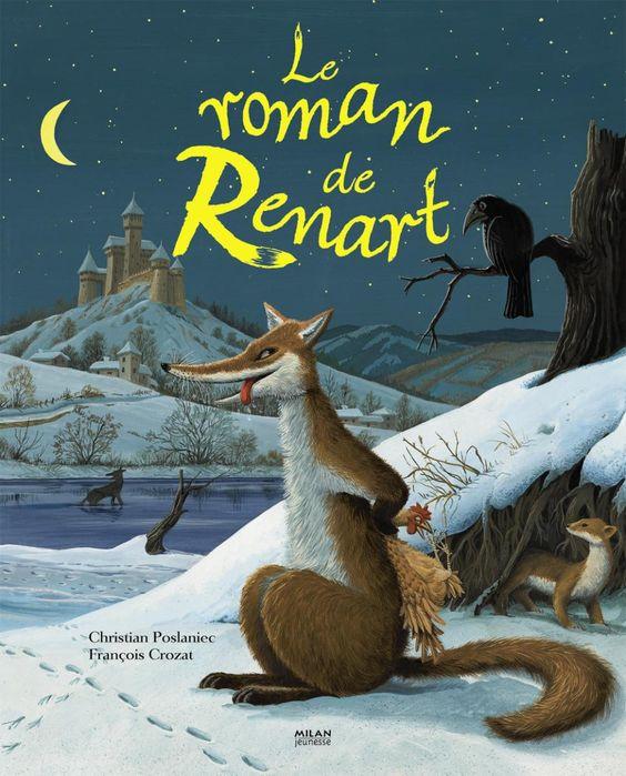 Couverture de «Le roman de Renart»