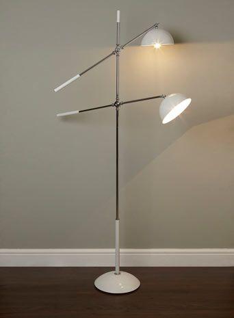 Quinn 2 Light Task Lamp