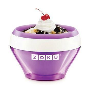 Zoku Ice Cream Maker & Triple Pop Maker Giveaway 05/11