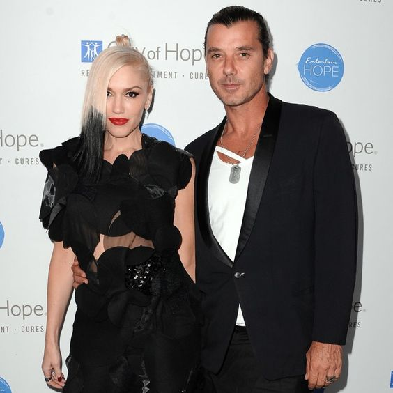 Pin for Later: Retour Sur les 31 Couples Qu'on a Perdu en 2015 Gwen Stefani et Gavin Rossdale