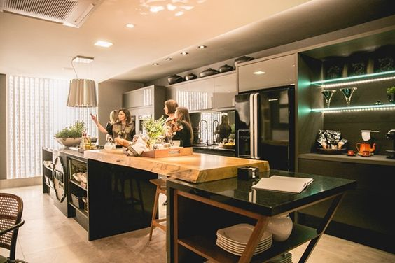 cozinhas decoradas casa cor - Pesquisa Google