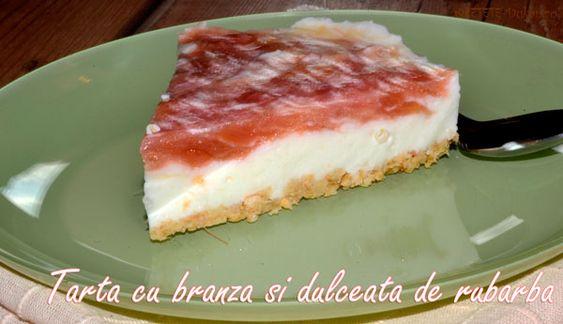 tarta cu dulceata rubarba: Tart, Dulceata Rubarba, Reţete Dukan