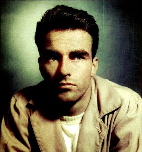 theniftyfifties:    Montgomery Clift