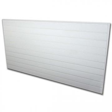 Martha Stewart Living Garage Slat Wall Panel Mount Inside