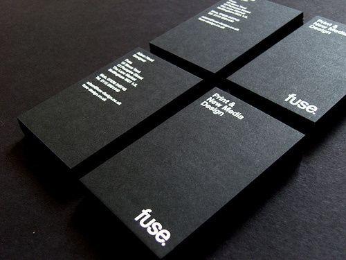 2016 Hot Black Cardboard Cmyk Print Business Cards Design Custom Matt Black Coated Goo Elegant Business Cards Design Name Card Design Minimalist Business Cards