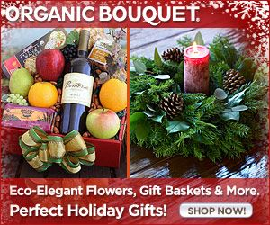 Check out our latest Organic Bouquet discount coupons, free shipping offers and related promotions on your favorite products.