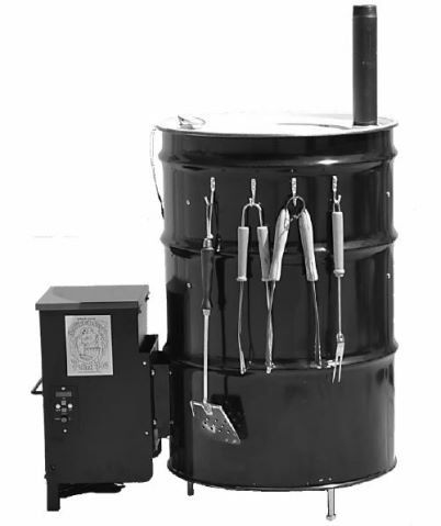 Tiny house stove options
