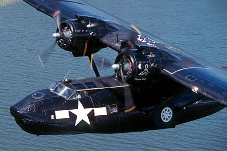 [PBY Catalina Black Cat]...  From the mind(s) of incredible engineering - thinking out of the box