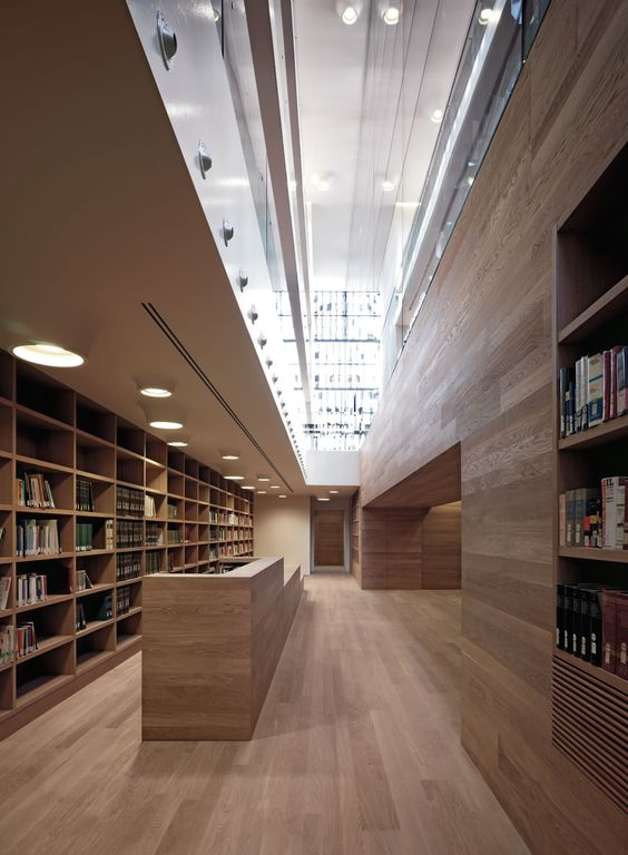 Nembro Library Archea Associati