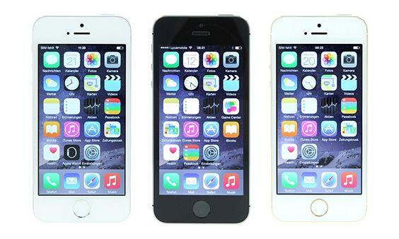 asgoodasnew: iPhone 5S 16 GB refurbished, optional mit 30 Monaten Garantie, inkl. Versand