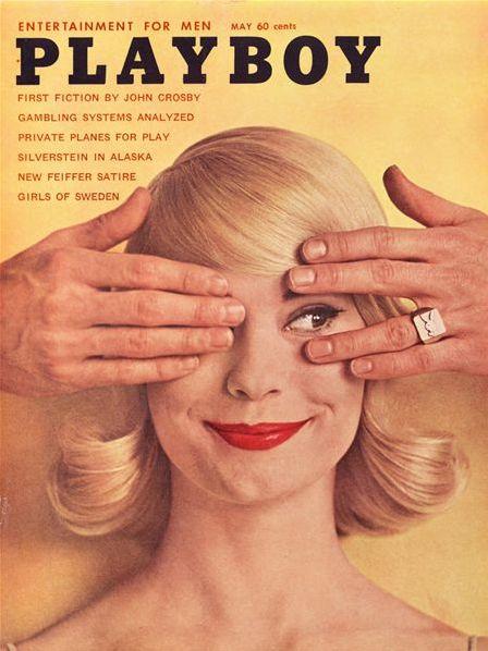 Playboy. Judy Newton May 1961
