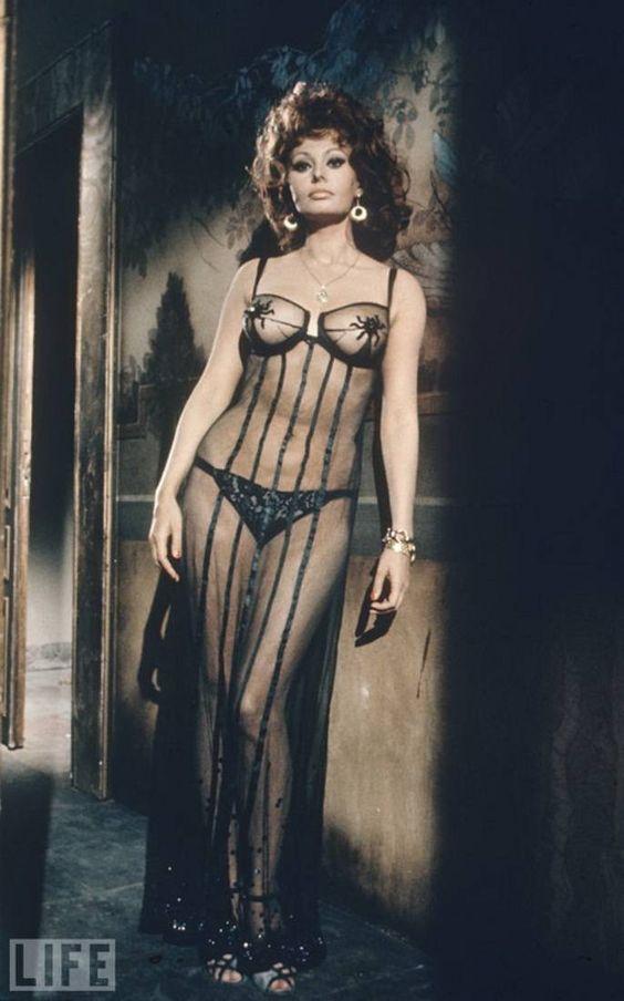 Sophia Loren 1966: