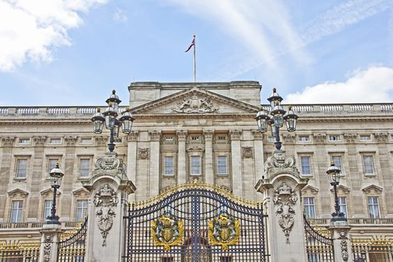 Buckingham Palace, so beautiful