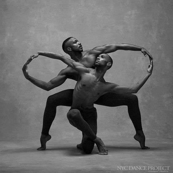 NYC Dance Project ft. dancers Sean Aaron Carmon and Michael Jackson Jr, Alvin Ailey American Dance Theater