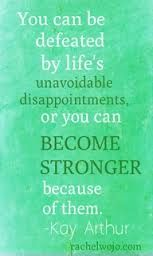 inspirational quotes disappointment - Google Search