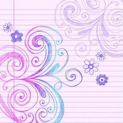 Doodle diaries really cool things to draw when you 39 re for Cool stuff to sketch