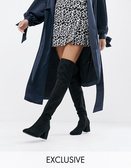 ASOS | Over the knee boots