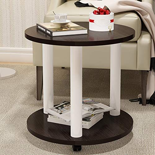 Zaybj Xrxy Side Table Simple Solid Wood Living Room Mini Side