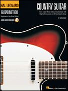 Hal Leonard Country Guitar Method (Softcover with CD)