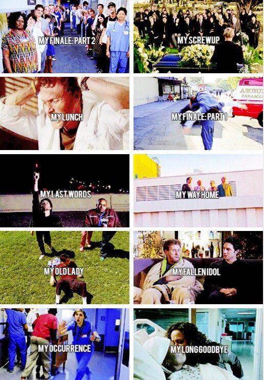 Best scrubs episodes