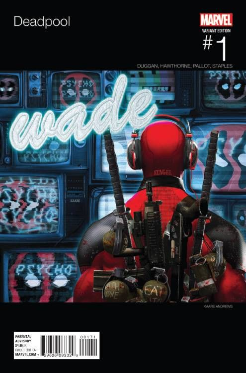 Deadpool (2015) Issue #1