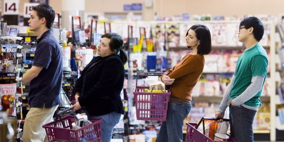 So entscheidest du dich beim Einkaufen nie mehr für die falsche Kasse