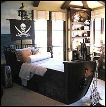 the pirate life! They would love this:)