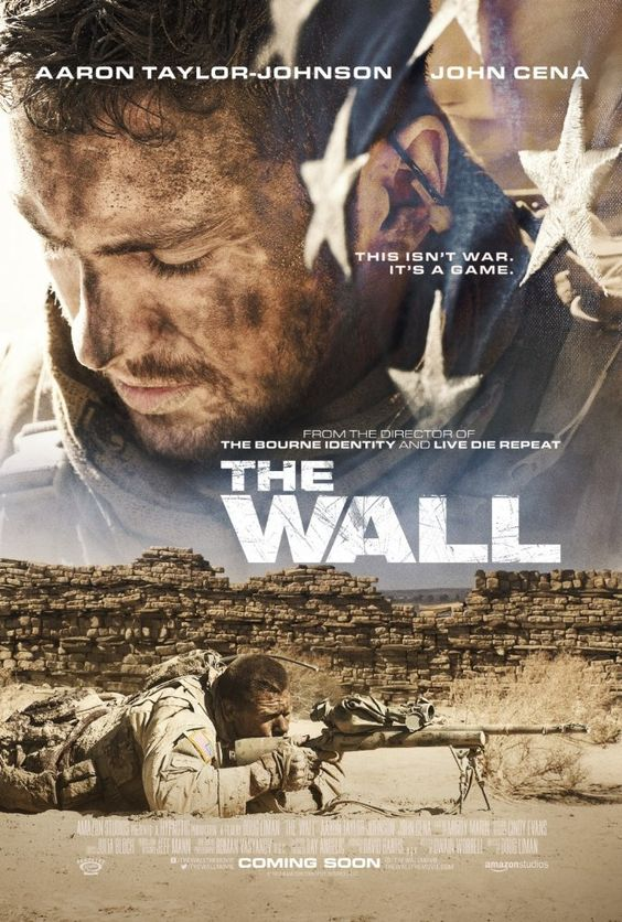 The Wall (2017) DVDRip