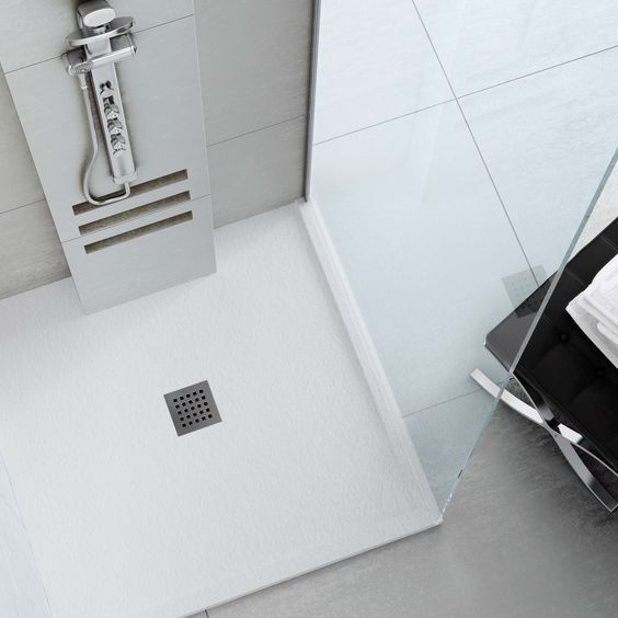 White! Fiora Touch Your Bathroom