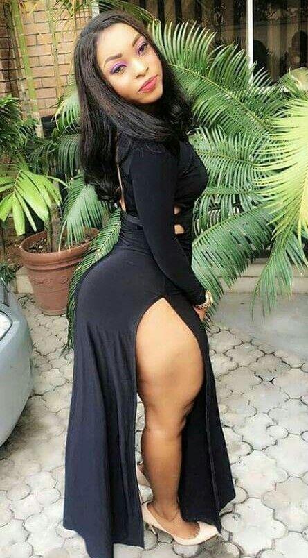 Short thick ebony
