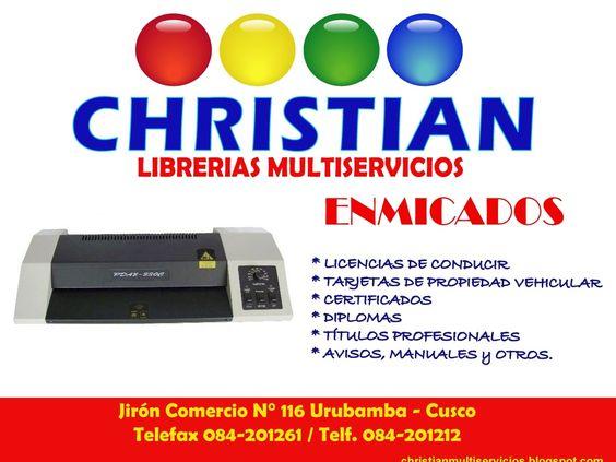 Página principal - christianmultiservicios.simplesite.com