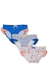 girls ruffle undie pack