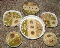 Crème de pignons d'Alep ou Assida Zgougou