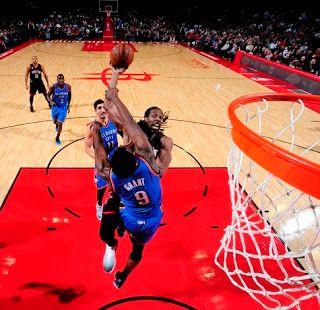 Blog Esportivo do Suíço:  Westbrook faz 49 pontos, mas Nenê acerta último lance, e Rockets vencem