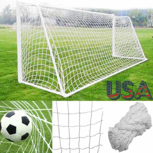 7 92 Football Soccer Goal Post Net For Kids Outdoor Football Match Training 8 X 6ft Soccer Goal Post Soccer Goal Goal Net