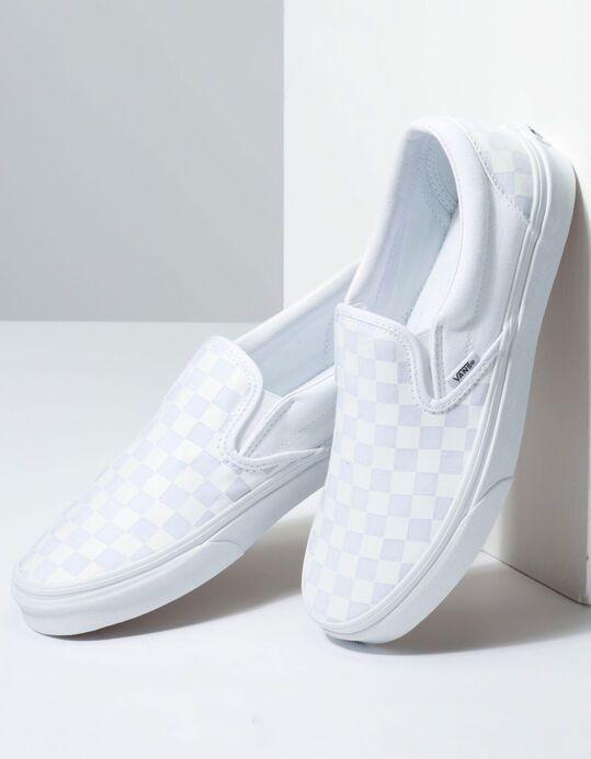 VANS Checkerboard Classic Slip-On True