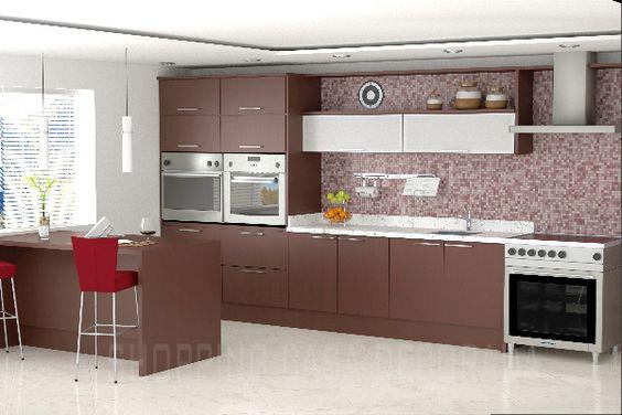 Como decorar cozinhas - http://www.dicasdecoracao.com/como-decorar-cozinhas/