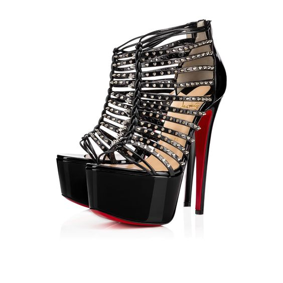 replica louboutins for sale - CHRISTIAN LOUBOUTIN Millaclou 160 Kid/Patent Kid - New Arrivals ...