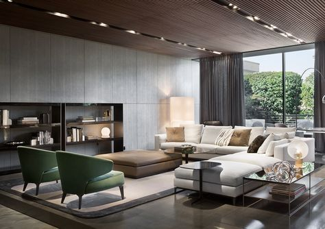 Corporate Showroom Presentation Of The 2017 Collection Contemporary Decor Living Room Contemporary Living Room Design Luxury Living Room