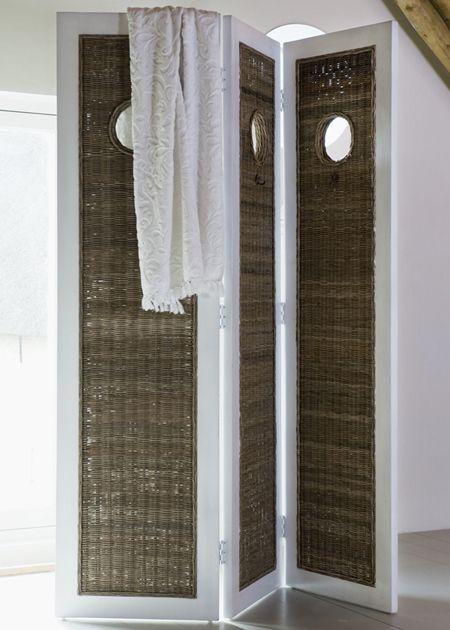 €599,- Rustic Rattan Roomdivider  #living #interior #rivieramaison: