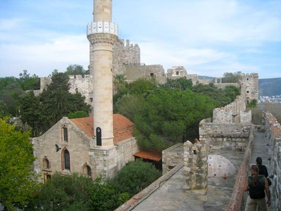 Castillo de Bodrum, Muğla, Turquía