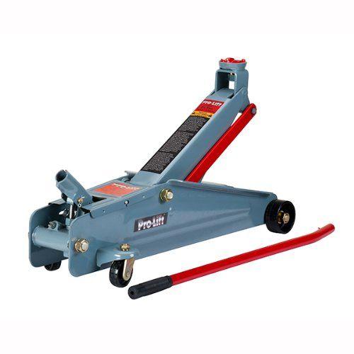 Pro Lift F 2533 2 5 Ton High Lift Floor Jack 1 Pack For Sale Floor Jack Flooring Jack Stands