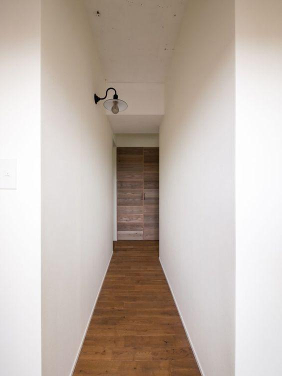 廊下 照明例