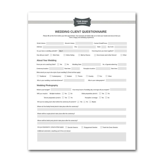 Lawyer Questionnaire?